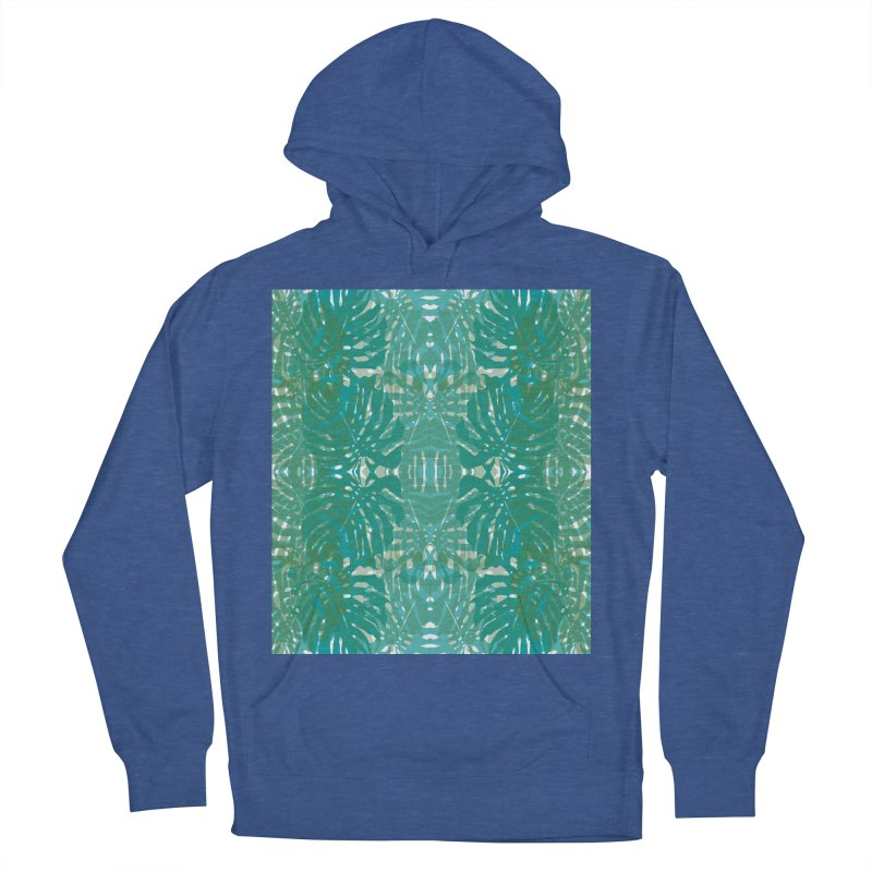 Jungle Men's Pullover Hoody by snapdragon64's Shop