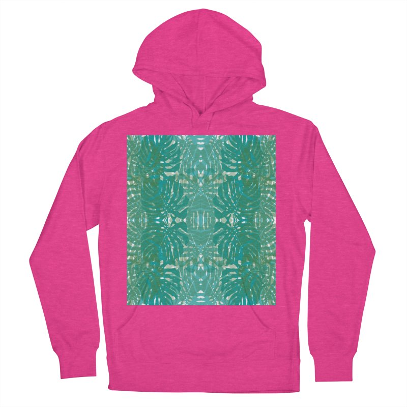 Jungle Men's French Terry Pullover Hoody by snapdragon64's Shop
