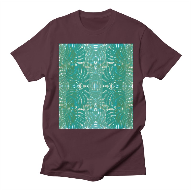 Jungle Women's Regular Unisex T-Shirt by snapdragon64's Shop