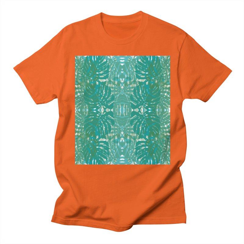 Jungle Men's Regular T-Shirt by snapdragon64's Shop