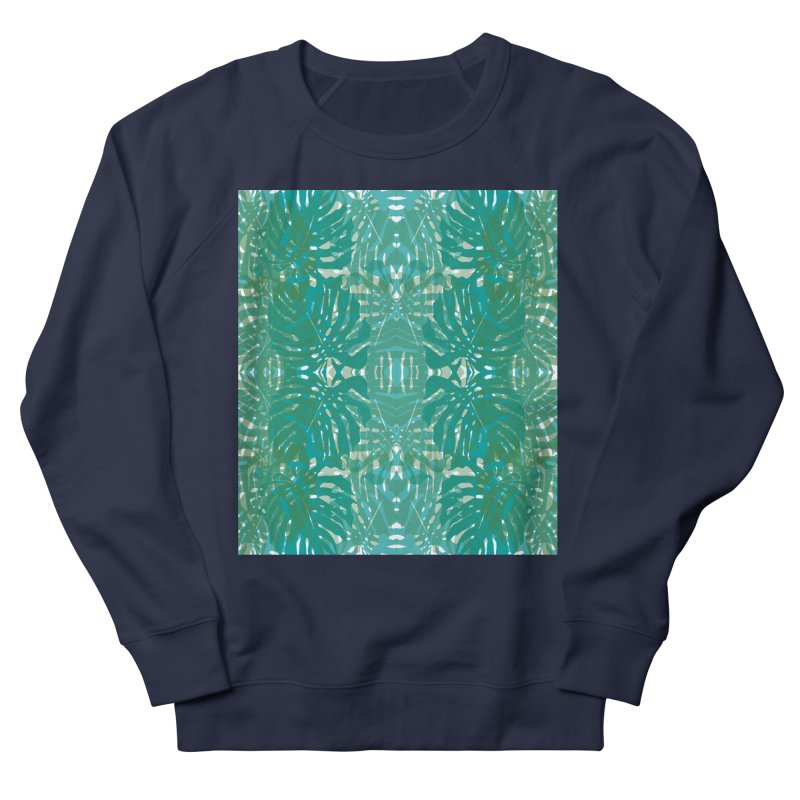Jungle Women's French Terry Sweatshirt by snapdragon64's Shop