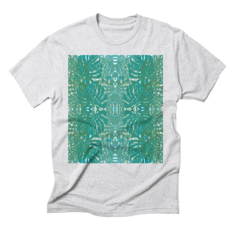 Jungle Men's Triblend T-Shirt by snapdragon64's Shop
