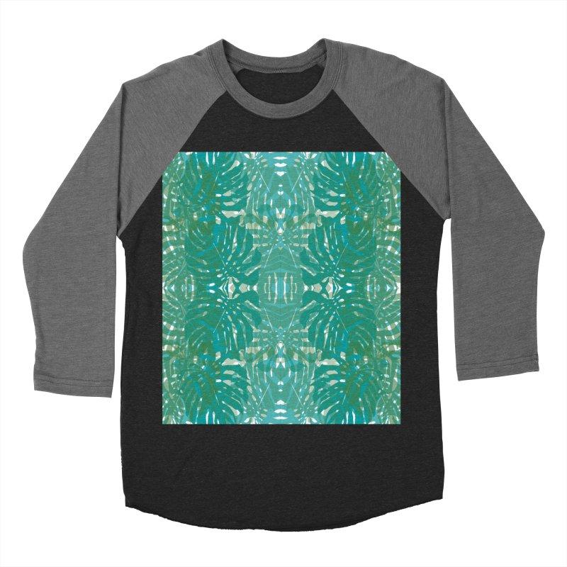 Jungle Women's Baseball Triblend T-Shirt by snapdragon64's Shop