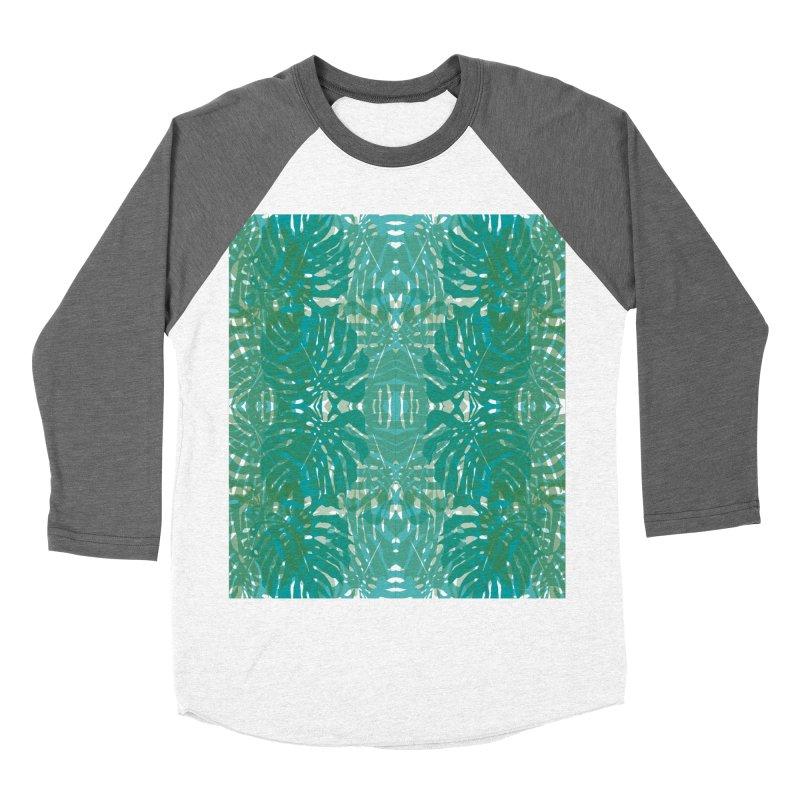 Jungle Men's Baseball Triblend Longsleeve T-Shirt by snapdragon64's Shop