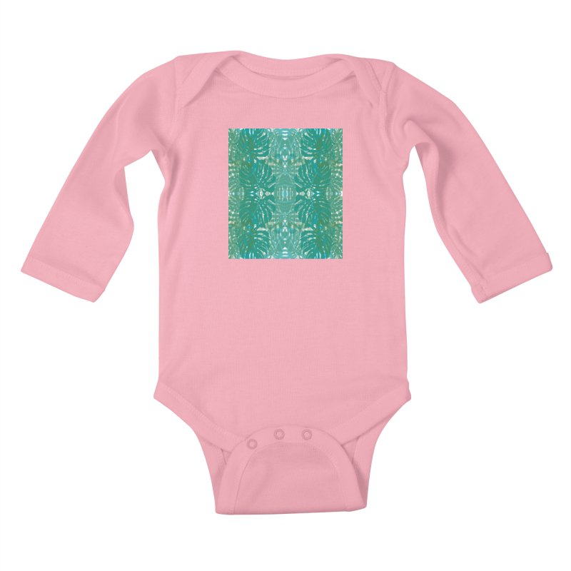 Jungle Kids Baby Longsleeve Bodysuit by snapdragon64's Shop