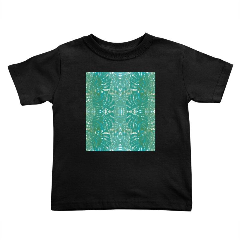 Jungle Kids Toddler T-Shirt by snapdragon64's Shop