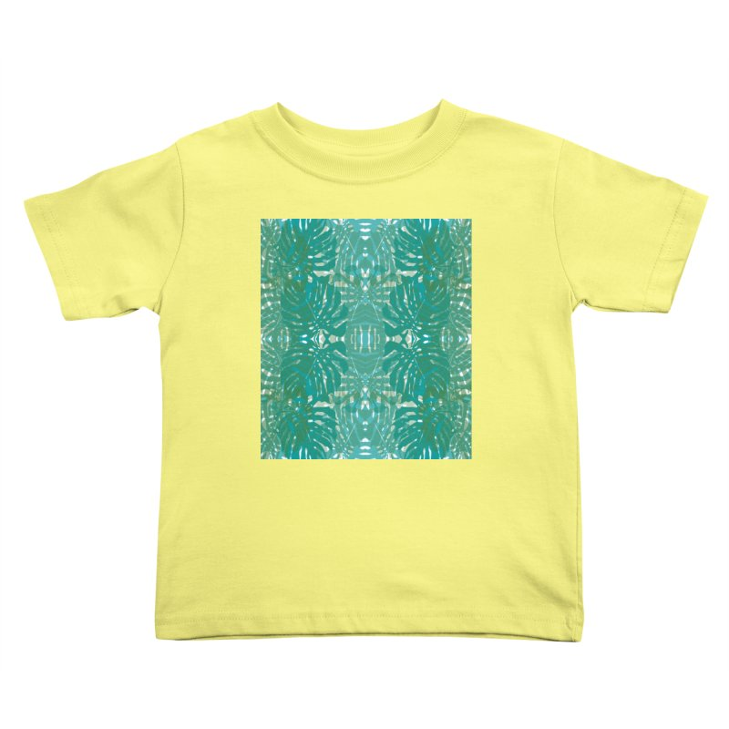 Jungle Kids Toddler T-Shirt by snapdragon64's Shop
