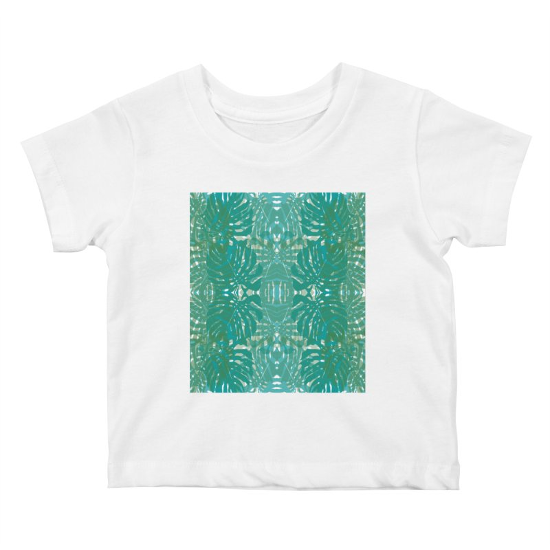 Jungle Kids Baby T-Shirt by snapdragon64's Shop
