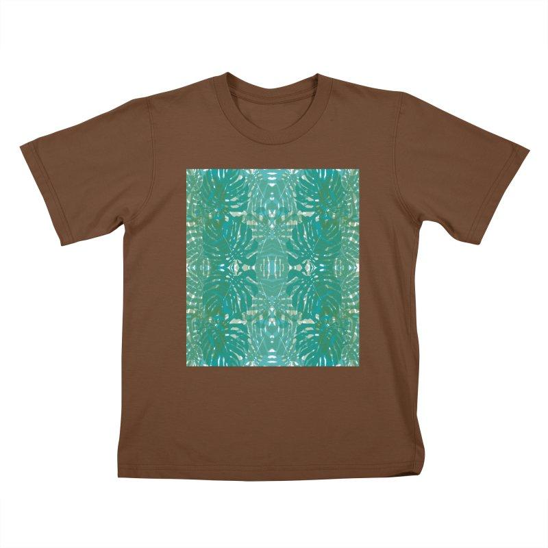 Jungle Kids T-Shirt by snapdragon64's Shop