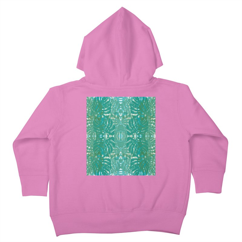 Jungle Kids Toddler Zip-Up Hoody by snapdragon64's Shop