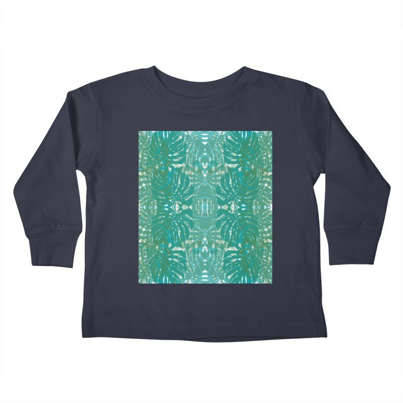 Jungle Kids Toddler Longsleeve T-Shirt by snapdragon64's Shop