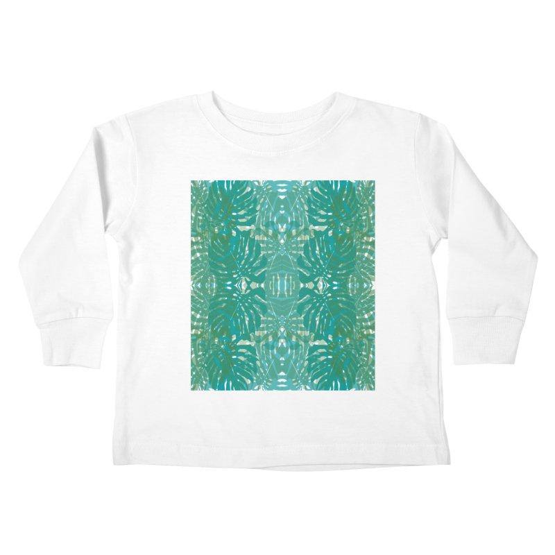Jungle Kids Toddler Longsleeve T-Shirt by snapdragon64's Shop