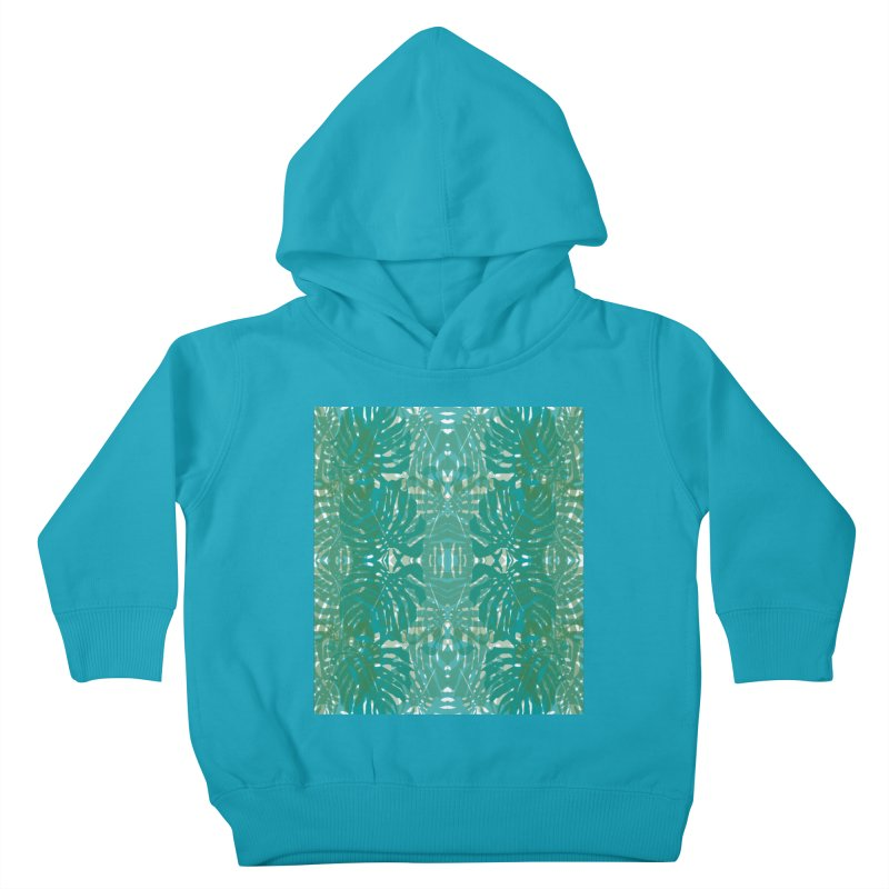Jungle Kids Toddler Pullover Hoody by snapdragon64's Shop
