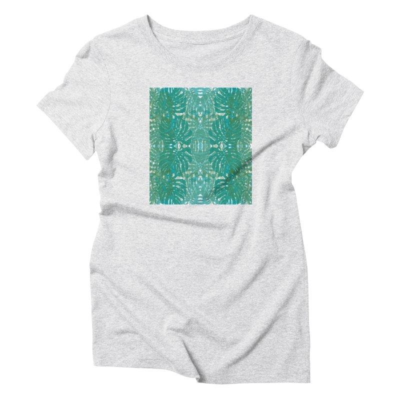 Jungle Women's T-Shirt by snapdragon64's Shop