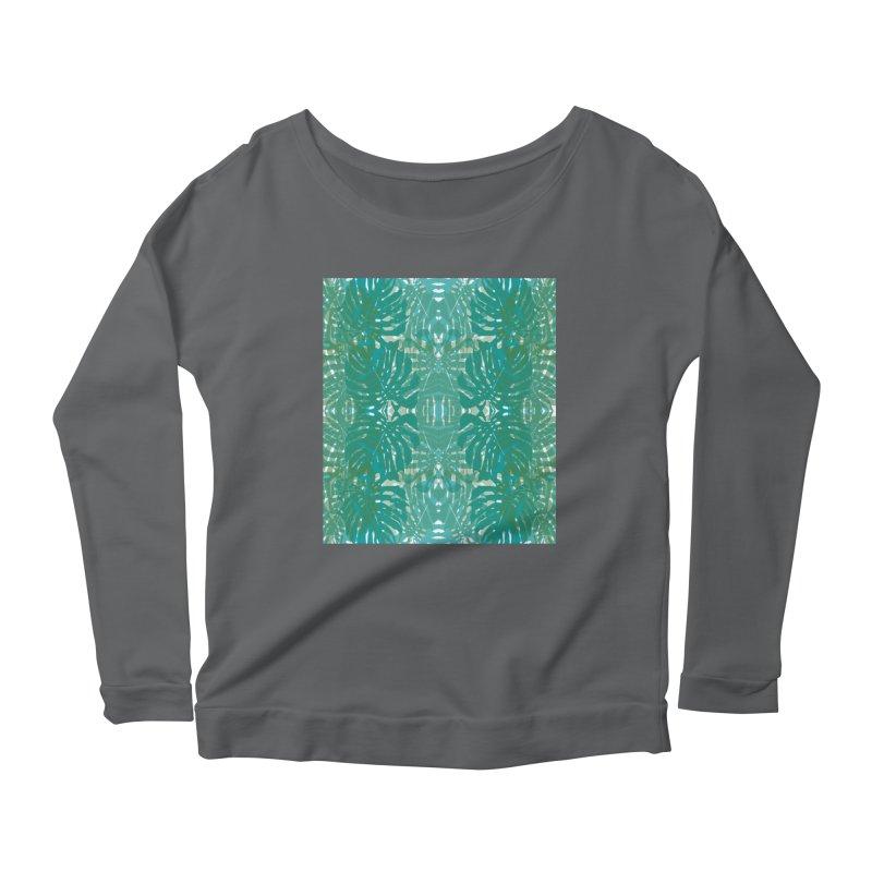 Jungle Women's Longsleeve T-Shirt by snapdragon64's Shop