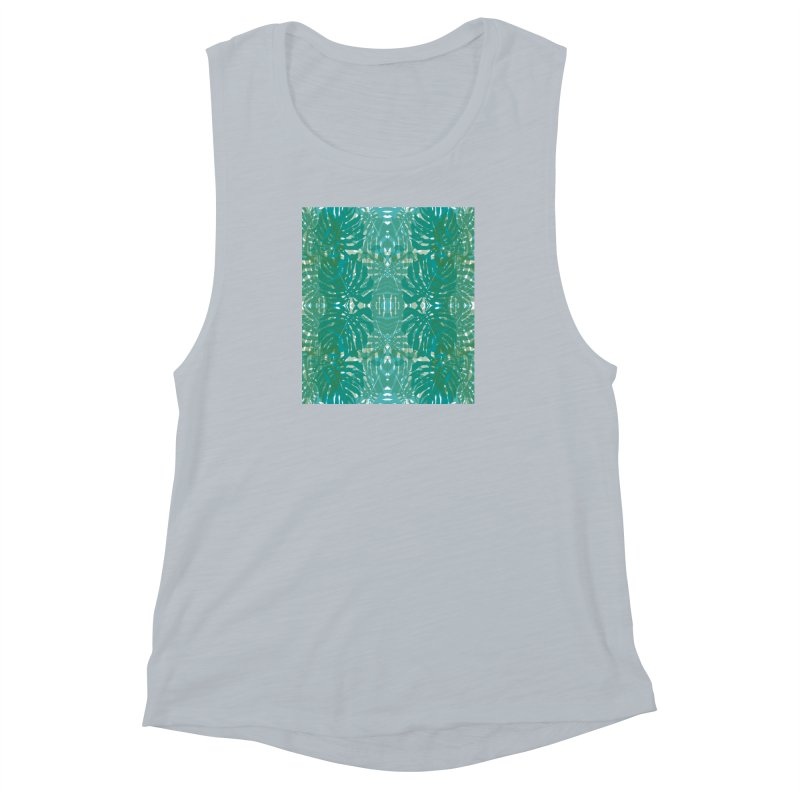 Jungle Women's Muscle Tank by snapdragon64's Shop