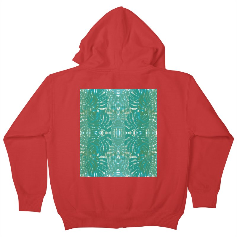 Jungle Kids Zip-Up Hoody by snapdragon64's Shop