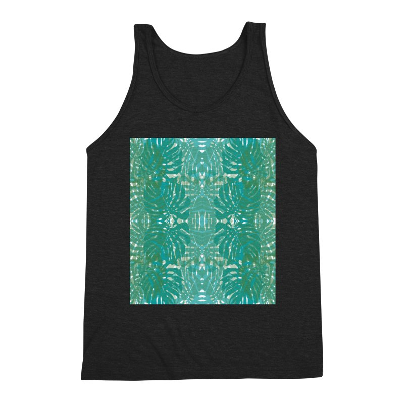 Jungle Men's Triblend Tank by snapdragon64's Shop