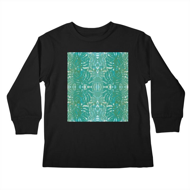 Jungle Kids Longsleeve T-Shirt by snapdragon64's Shop