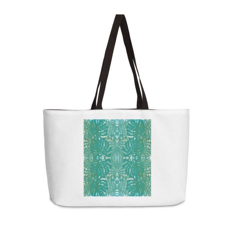 Jungle Accessories Weekender Bag Bag by snapdragon64's Shop