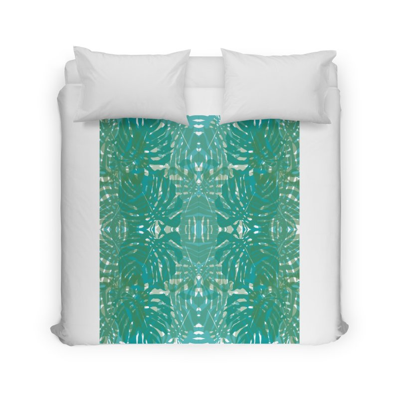 Jungle Home Duvet by snapdragon64's Shop