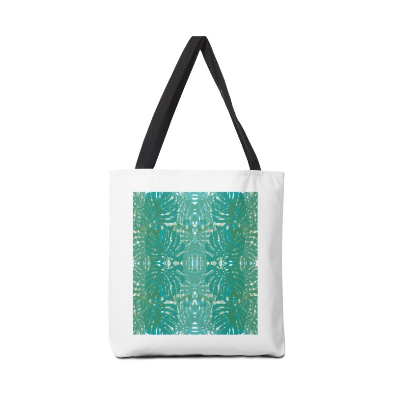 Jungle Accessories Tote Bag Bag by snapdragon64's Shop