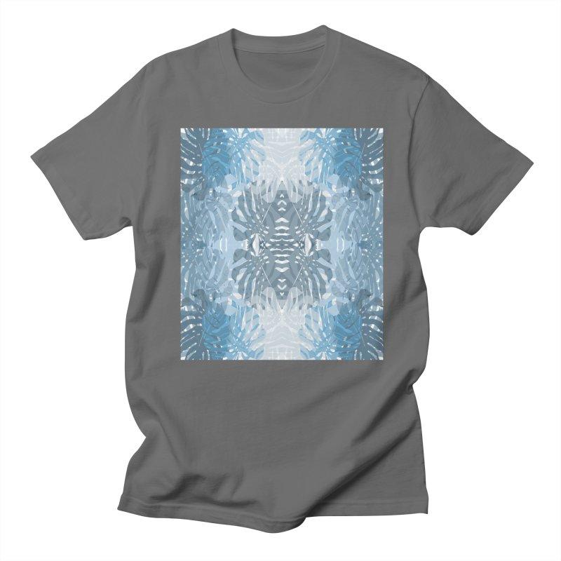 Jungle blues Women's T-Shirt by snapdragon64's Shop