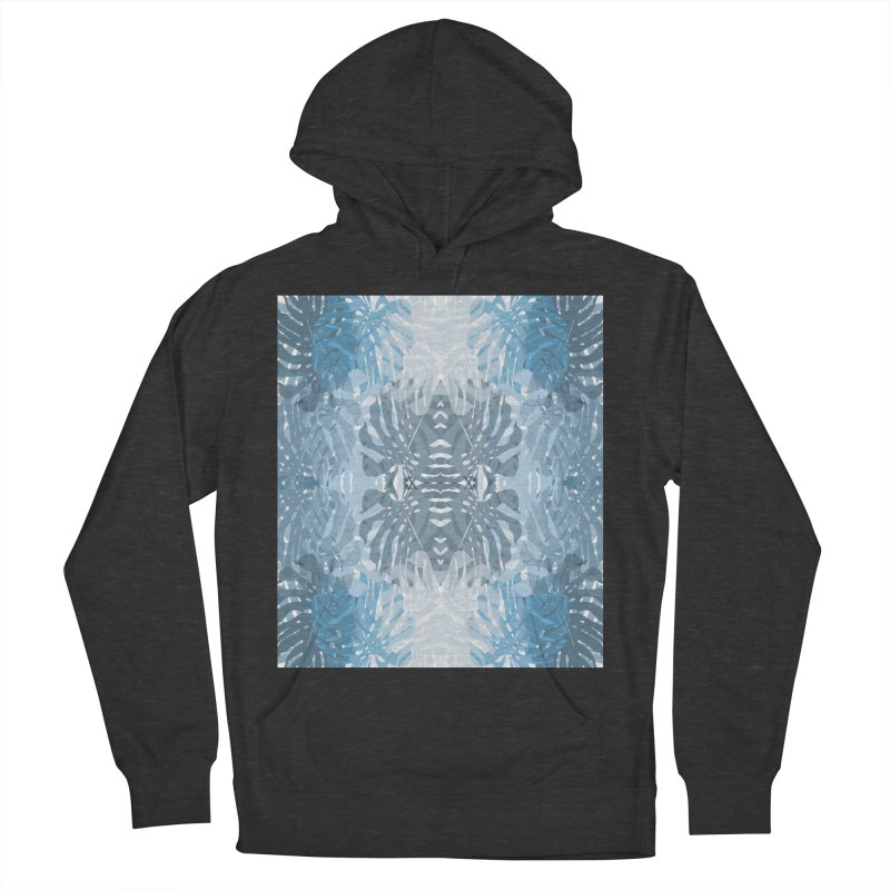Jungle blues Men's Pullover Hoody by snapdragon64's Shop