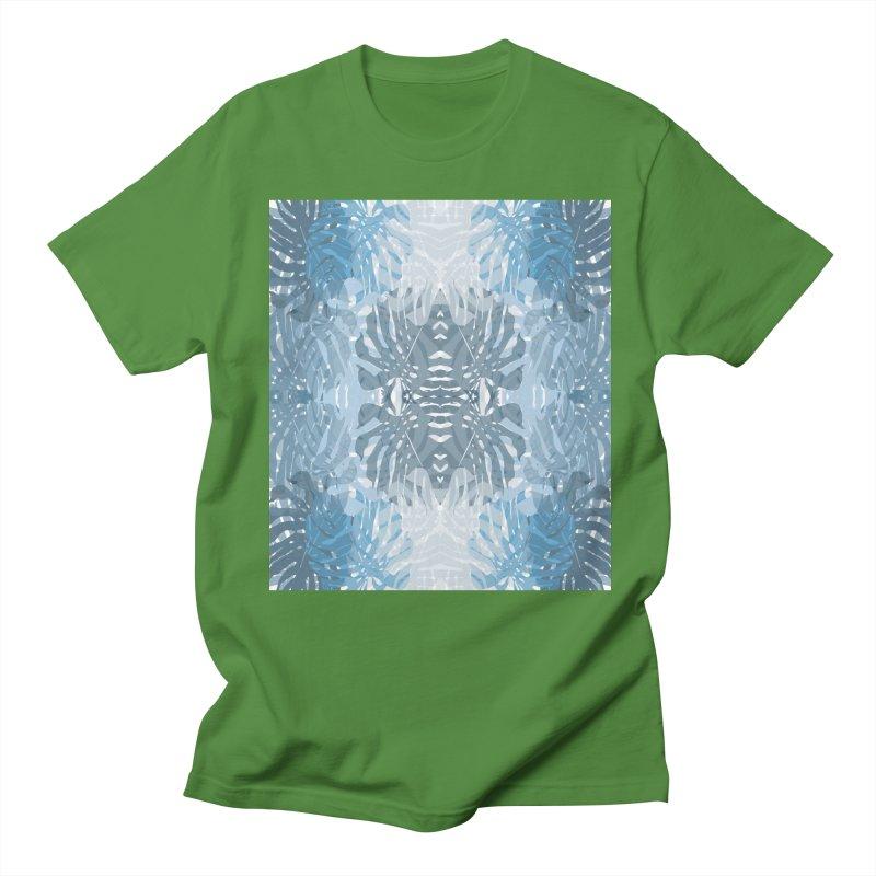 Jungle blues Men's Regular T-Shirt by snapdragon64's Shop
