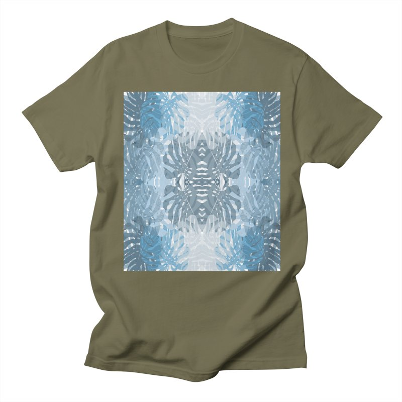 Jungle blues Women's Unisex T-Shirt by snapdragon64's Shop