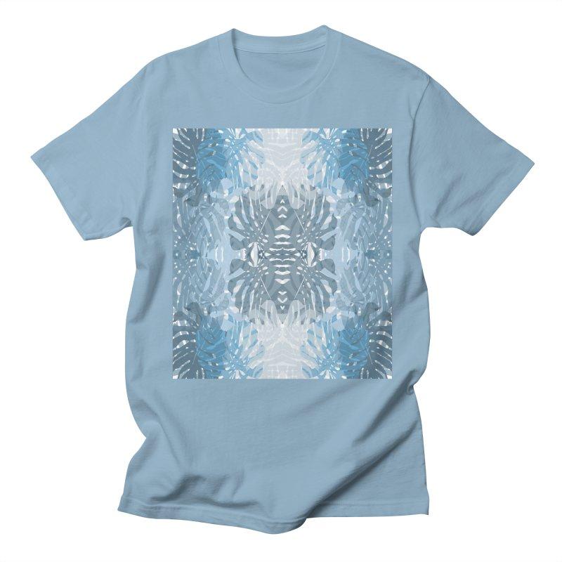 Jungle blues Women's Regular Unisex T-Shirt by snapdragon64's Shop