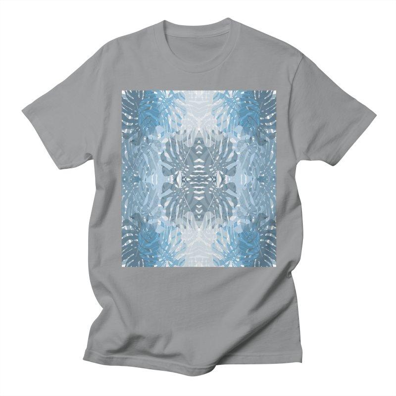 Jungle blues Women's Unisex T-Shirt by snapdragon64's Shop