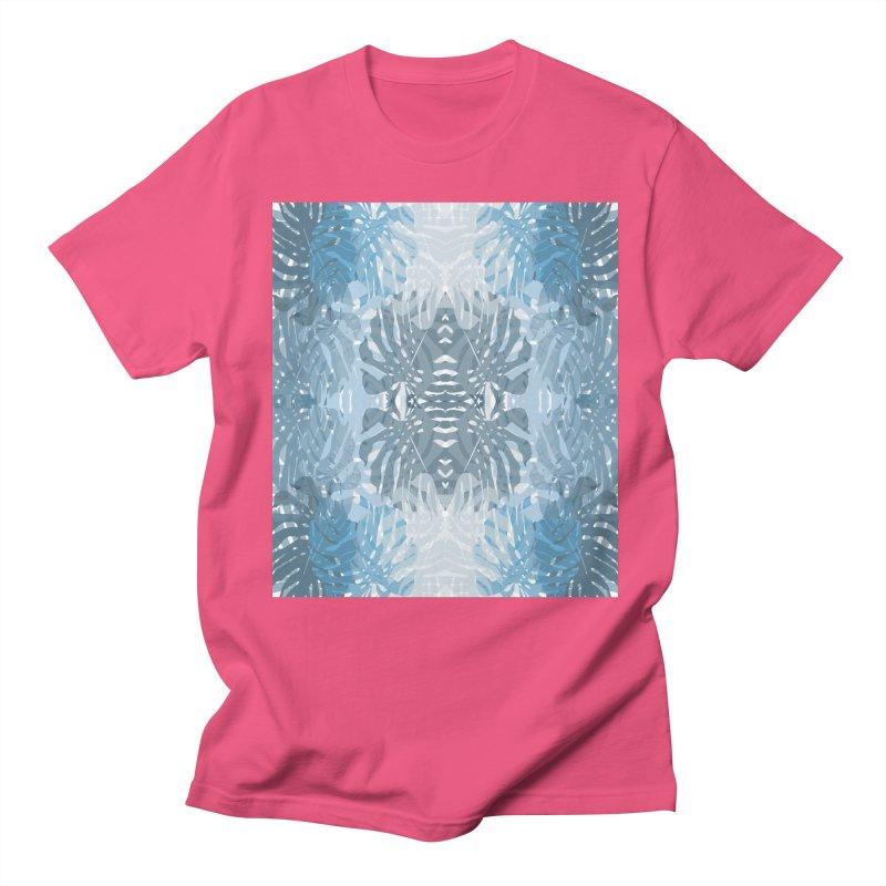 Jungle blues Men's T-shirt by snapdragon64's Shop