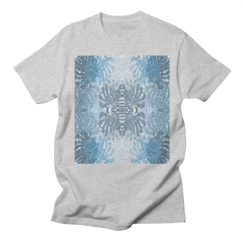 Jungle blues Women's Regular Unisex T-Shirt by snapdragon64's Shop