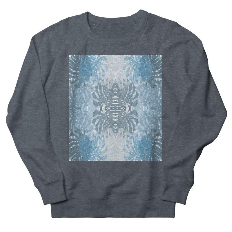 Jungle blues Women's Sweatshirt by snapdragon64's Shop