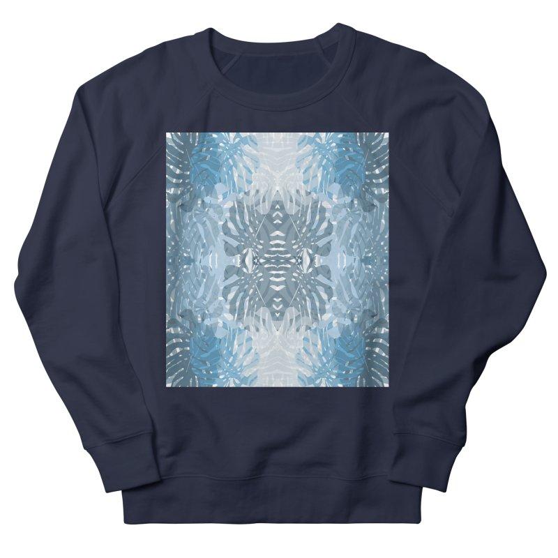 Jungle blues Men's Sweatshirt by snapdragon64's Shop
