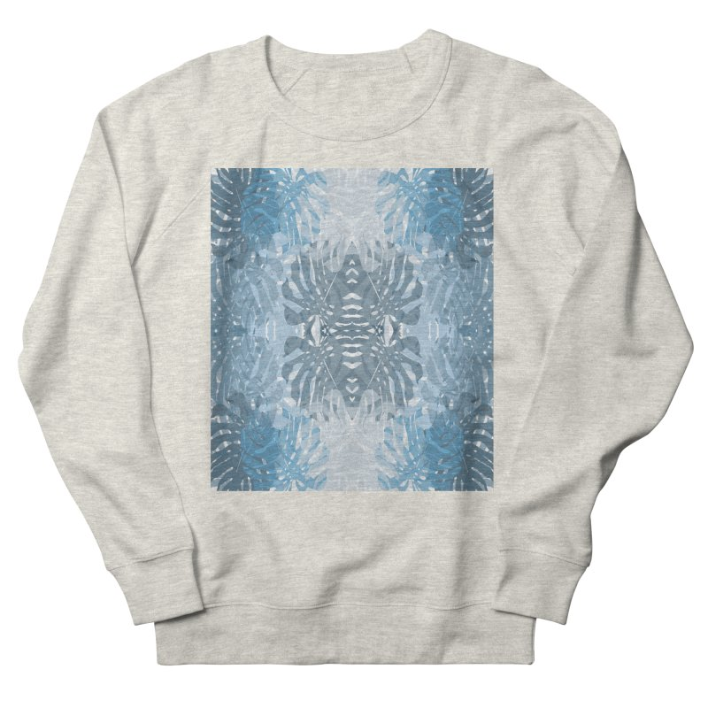 Jungle blues Men's Sweatshirt by snapdragon64's Shop