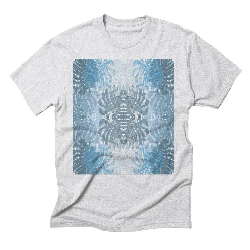 Jungle blues Men's Triblend T-Shirt by snapdragon64's Shop
