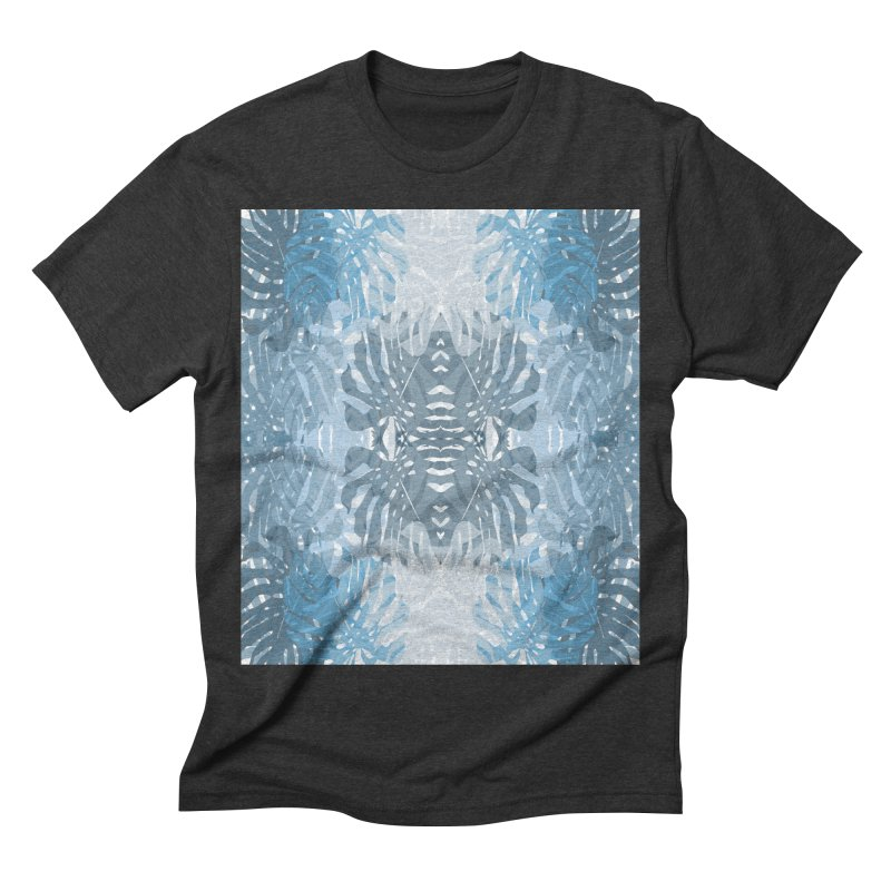 Jungle blues Men's Triblend T-shirt by snapdragon64's Shop