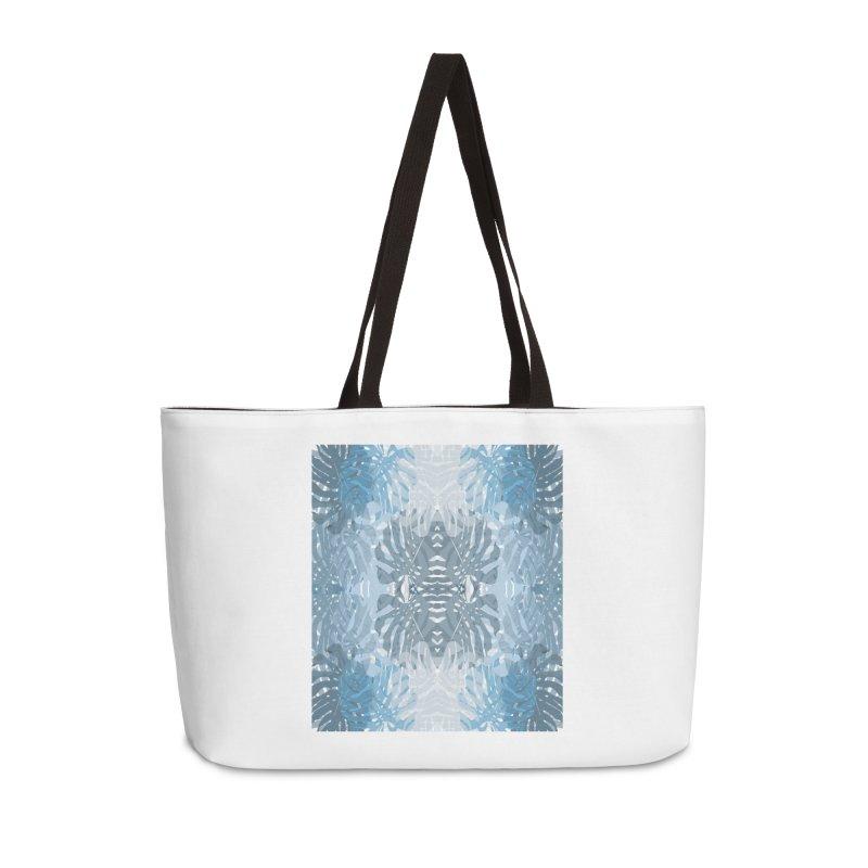 Jungle blues Accessories Weekender Bag Bag by snapdragon64's Shop