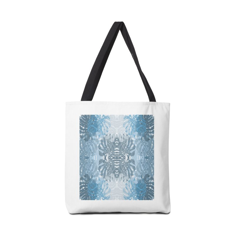 Jungle blues Accessories Tote Bag Bag by snapdragon64's Shop