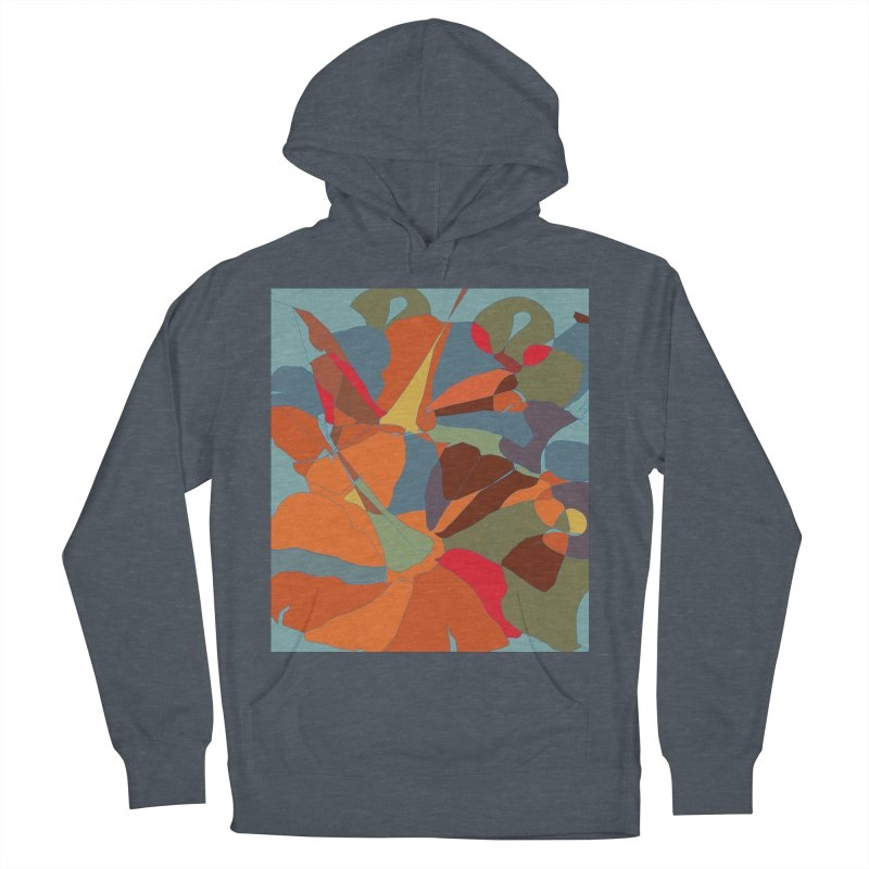 Pumpkin abstract Men's Pullover Hoody by snapdragon64's Shop