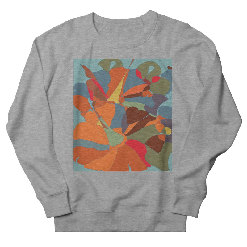 Pumpkin abstract Men's Sweatshirt by snapdragon64's Shop