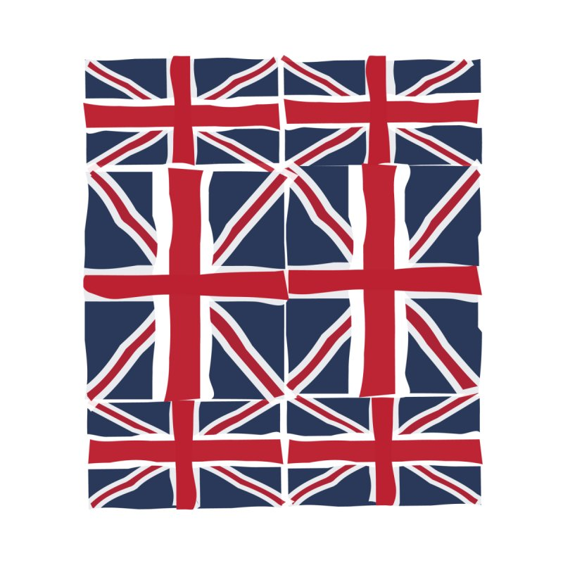 Union Jack pattern by snapdragon64's Shop