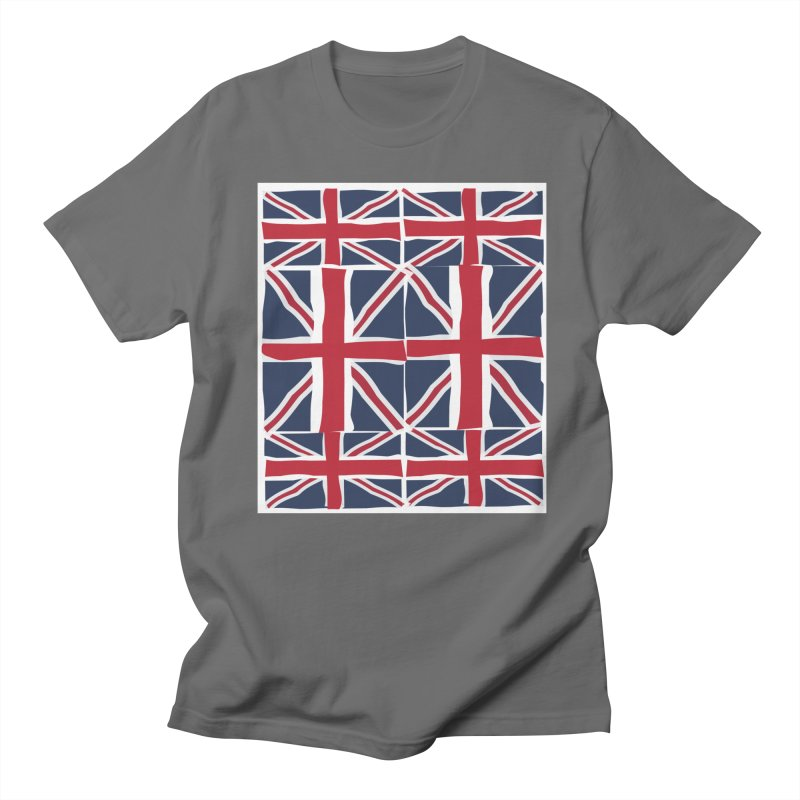Union Jack pattern Men's Lounge Pants by snapdragon64's Shop