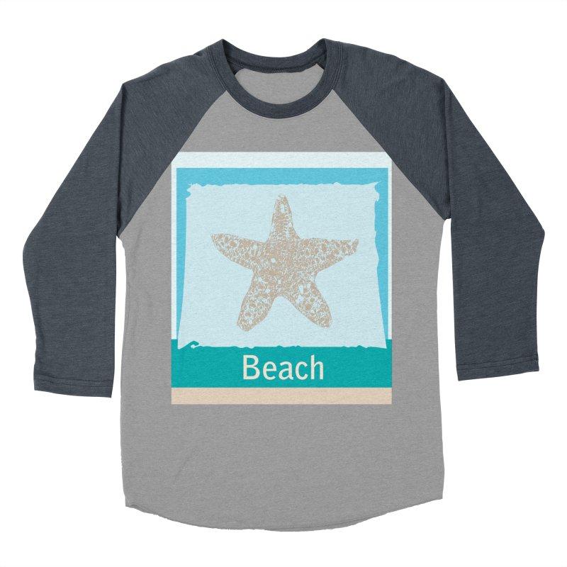 Beach Men's Longsleeve T-Shirt by snapdragon64's Shop