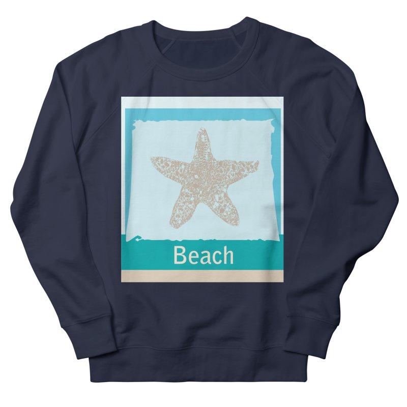 Beach Men's Sweatshirt by snapdragon64's Shop