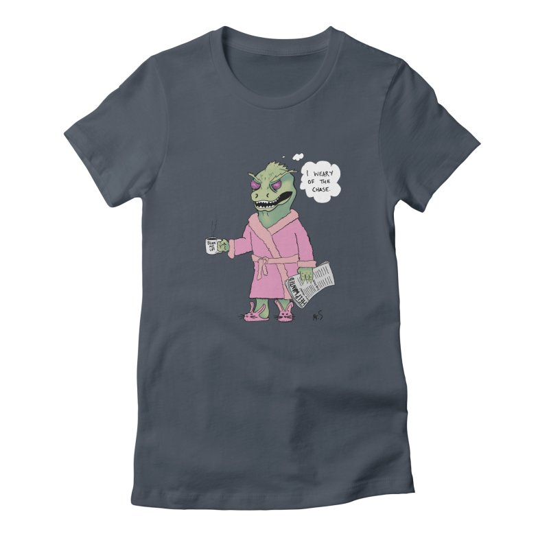 Suffering Gorn Women's T-Shirt by The Snapperama Shop