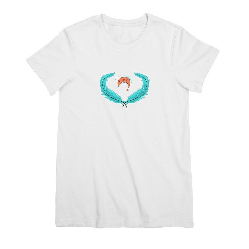 Crustacean Manifestation Women's T-Shirt by The Snapperama Shop