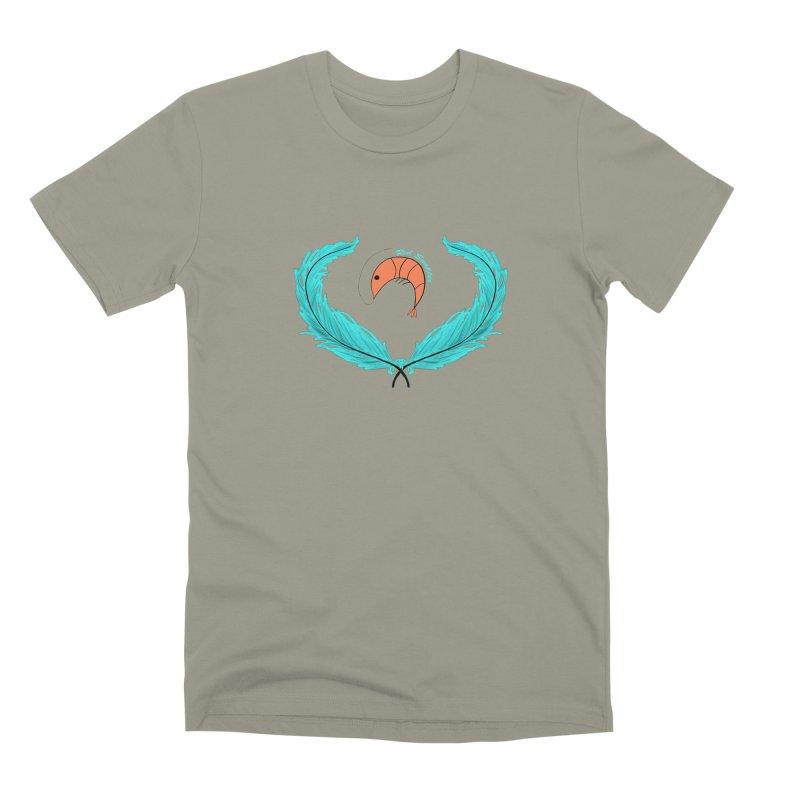 Crustacean Manifestation Men's T-Shirt by The Snapperama Shop